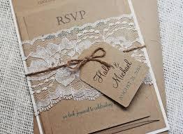 wedding invitations sets rustic wedding invitation sets lovely how to assemble pocketfold