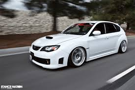 subaru sedan white new subaru sti in white sits nicely below dakos3