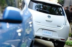 nissan leaf battery warranty nissan unveils updated leaf in japan