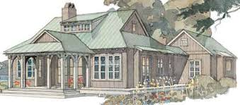 Southern Living House Plans Capeside Cottage Coastal Living Southern Living House Plans
