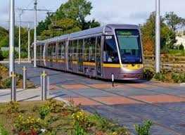 converter luas luas red line services remain affected by patrick s day fire
