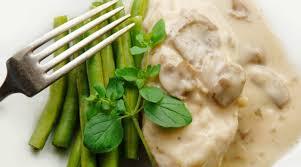 turkey mushroom gravy review by creamy mushroom sauce the splendid table
