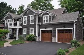 burlington exterior home renovation project update with exterior