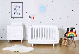 Cot Bed Nursery Furniture Sets by Mode White Furniture Set Furniture Set From Snuz Snüz