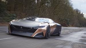 peugeot sport car exclusive tg drives the peugeot onyx top gear