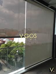 outdoor roller blinds with cable side guide u2013 v gos home curtains