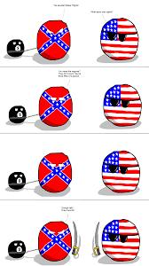 Confederate States Flags Confederateball The Confederate Flag Debate Know Your Meme