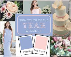 2016 color of the year 2016 color of the year weddings