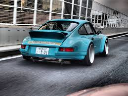 1991 porsche 911 turbo rwb rwb rauh welt begriff japanese porsche tuner rwb rauh welt