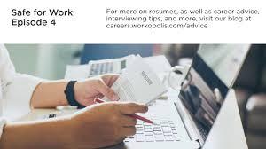 resume writing tip episode 4 resume writing tips from a resume expert youtube episode 4 resume writing tips from a resume expert