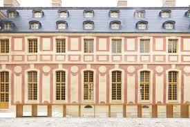 Palace Of Versailles Floor Plan Dominique Perrault Architecture Refurbishment Of The Pavilion