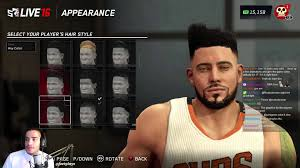 nba live 16 hairstyles i check out shacknews com youtube