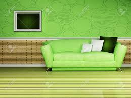 living room marvellous minimalist green living room with white