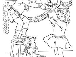 3 free printable halloween coloring pages older kids free