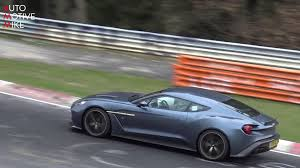 aston martin zagato wallpaper here u0027s aston martin testing the vanquish zagato at the nurburgring