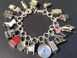 best 25 vintage charm bracelet ideas on chanel