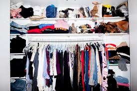 the closet organization journey of a fashion editor