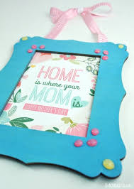 homemade mothers day gifts diy mother s day gifts