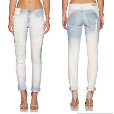 Blank Nyc Patchwork - 36 blank nyc denim nwt blank nyc patchwork destroyed