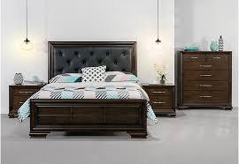 nantes 4 piece queen bedroom suite super amart bedroom