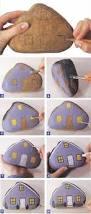 Ideen Mit Steinen Die Besten 25 Stein Ideen Auf Pinterest Steinkunst Lustige