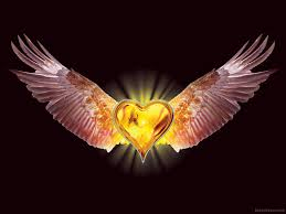 Hearts With Wings - with wings
