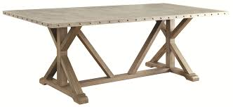 Coastal Dining Room Table by Dining Tables Driftwood Dining Table Coastal Dining Room Table