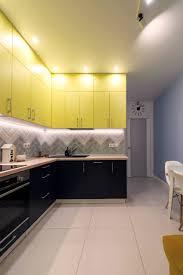 modern kitchen design yellow yellow kitchen cabinets houzz