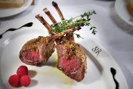 gourmet food food hubertus resort