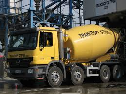 file cement mixer truck in bulgaria jpg wikimedia commons