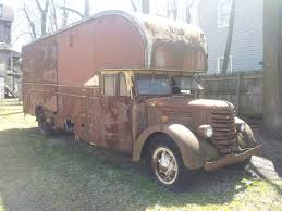 Oldride Classic Trucks Chevrolet - 1945 federal moving van photo picture