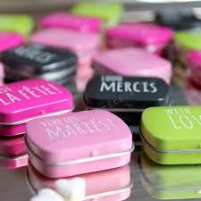 1000mercis mariage mini boite de bonbons 1000 mercis mariage