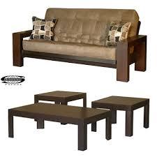 Simmons Sleeper Sofa by Simmons Chicago Futon Sleeper Sofa Set 4 Pc Sam U0027s Club