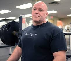 World Bench Press Champion Giffin Sets National Powerlifting Record U2014 And Good Example