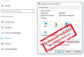 comment remettre la corbeille sur le bureau windows 7 comment restaurer la corbeille supprimée sur windows 10 réparer