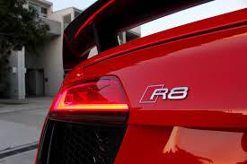 Audi R8 Red - 2017 audi r8 v10 plus review digital trends