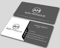 business card template design freelance business card designhj95