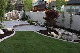 landscape design plans for backyard landscaping and software free
