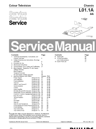 philips 27ms3404 17 service manual videocassette recorder