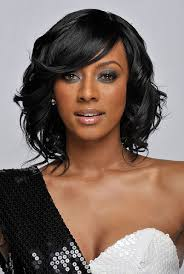 layered hairstyles with bangs for african americans that hairs thinning out african american layered bob hairstyles for medium wavy black hair