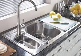 Sinks And Taps Kent Blaxill - Kitchen sink and taps