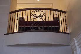 wrought iron stair railing atlanta raleigh charleston