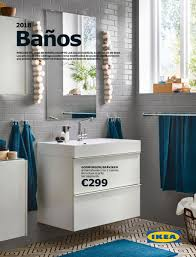 muebles de lavabo novedades muebles baño catálogo ikea 2018 imuebles