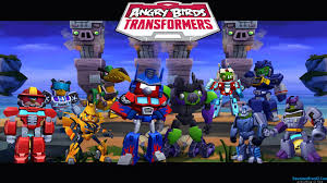 angry birds transformers v1 27 2 apk mod crystal unlocked