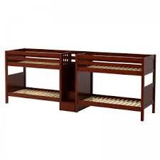 bunk beds quality hardwood fun kids furniture maxtrix kids