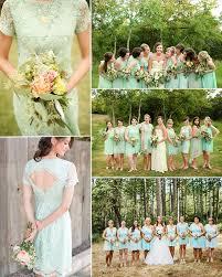 bridesmaid dress trend u2013 let u0027s go mint mint green bridesmaid