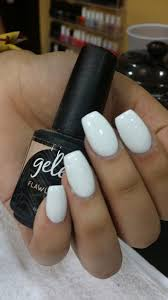 sculptured acrylic nails tapered yelp