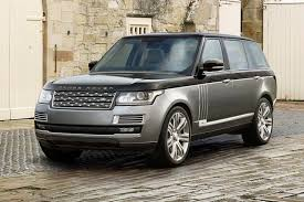 range rover autobiography 2015 2016 land rover range rover sv autobiography lwb pricing for