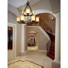 Home Depot Bronze Chandelier 72 Best Lighting Images On Pinterest Chandeliers Bronze