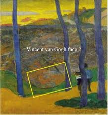 miniatures and faces in renaissance and impressionist paintings